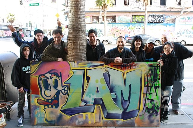 Nate1's Art of Graffiti Class