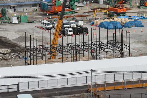 3cb6bb5e589f 大阪梅田の再開発をじっくりと定点観測してみるブログ | 第1期工事が ...