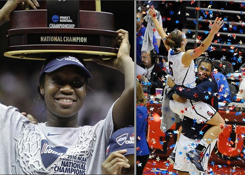 UCONN WOMEN PERFECT AGAIN