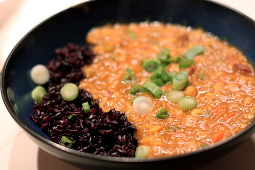 Coconut Curry Red Lentils