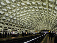 Dupont Circle Metro Station (Mojumbo22 (Matt Pirecki)) Tags: train subway washingtondc dc washington metro stop dupontcircle districtofcolombia moveup mum12