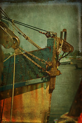 Stock Island Shrimpboats (Roxiepix) Tags: texture boats fishermen florida keywest stockisland shrimpboats riggs borealnz