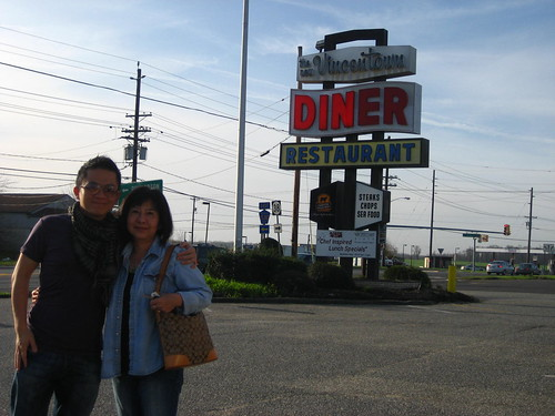 Vincentown Diner at New Jersey