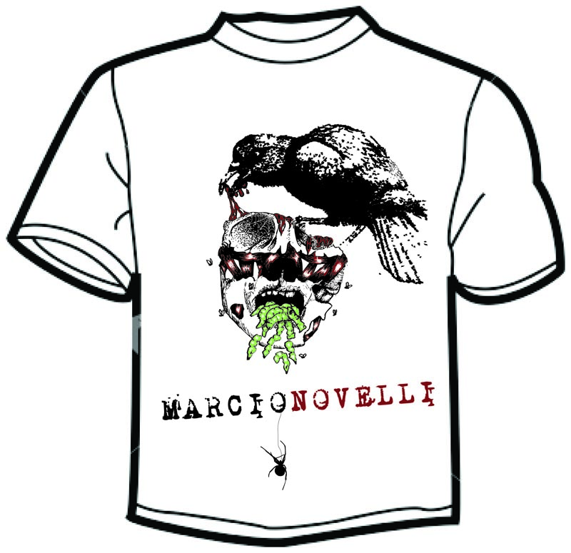 Marcio Novelli T-shirt Design