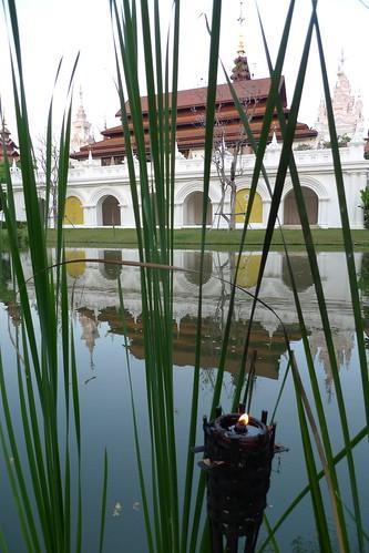 泰國清邁文華東方dharadhevi酒店