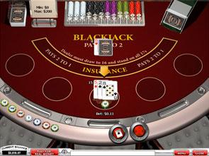 Blackjack Single Hand