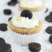 Paula Deen's Oreo Cookies and Cream Cupcakes