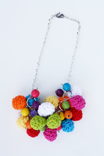Gumball Necklace Giveaway