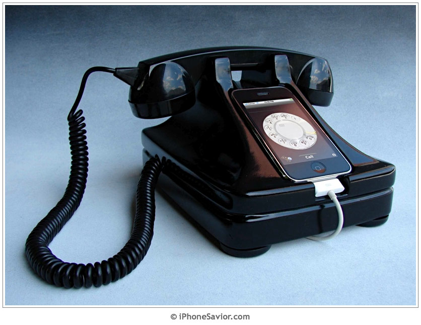 iRetro iPhone Base