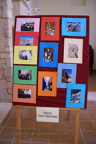 Exposición de pintura y fotografía de Semana Santa 2011