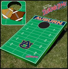 Auburn Bean Bag Toss Game