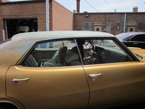 Buick Vinyl Top