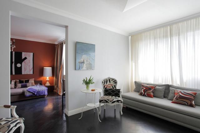 desire to inspire-soviet era apartment