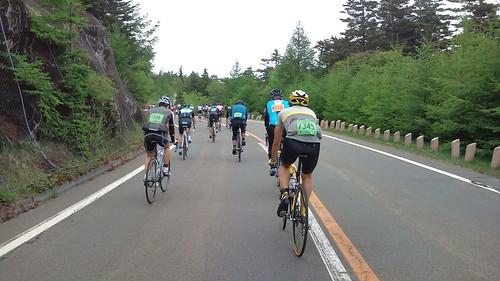 Mt.富士ヒルクライム2011