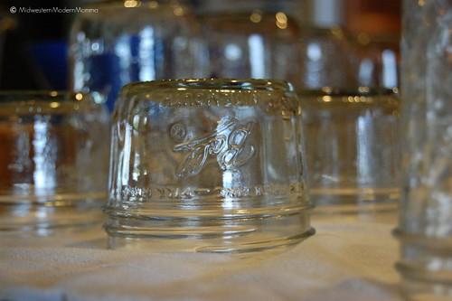 Clean Jars.