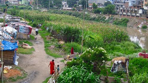 Bagmati Slum
