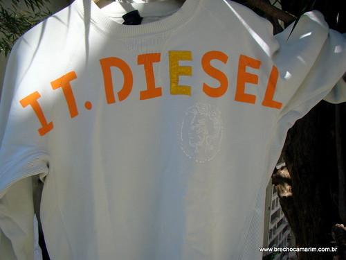 Moletom Diesel