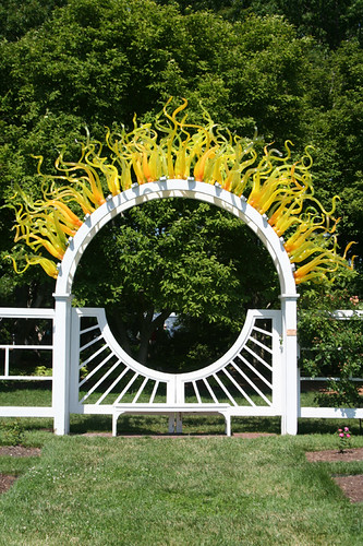 Chihuly gate