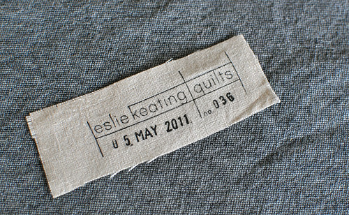 new new quilt labels : )