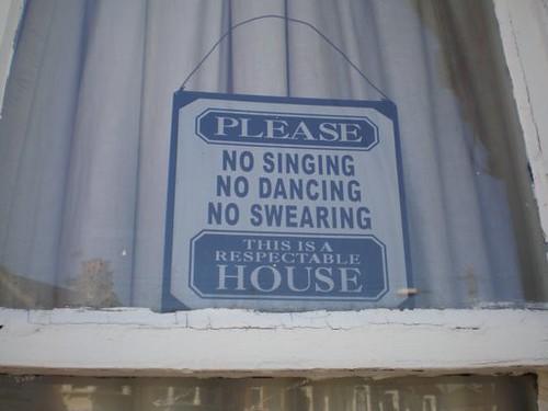 Casa respeitável