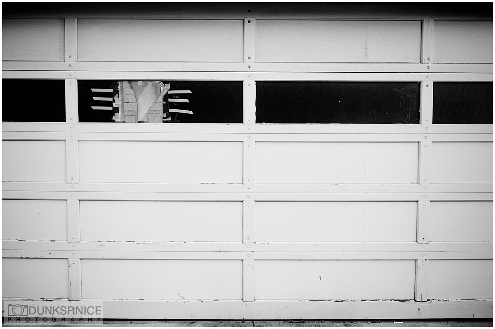 Window B&W.