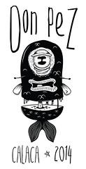 Don Pez (.:CALACA:.) Tags: fish pez illustration design jalisco adobe illustrator zapopan 2014 calaca bestvector