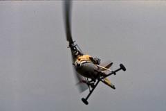 Wallis Autogyro (stuartmitchell333) Tags: exeter wallisautogyro