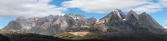 BergKette (Panasonikon) Tags: island iceland panorama snaefellsnes nikond5100 nikkor55300 panasonikon berge bergkette gebirge landschaft landscape mountains