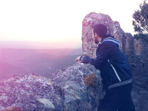 La vista al horizonte