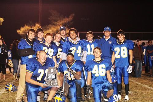 Goodpasture football team win quot thursday night lights quot game