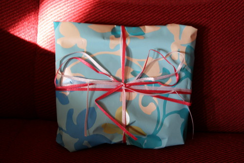 Friendship bag swap - wrapped and ready