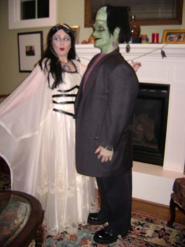 how to make herman munster costume