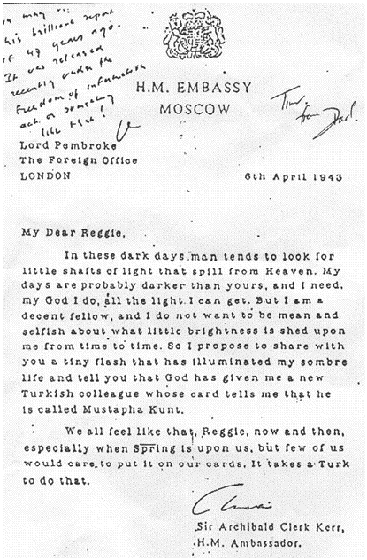 Letters of note we all feel like that now and then this letter along with 124 other fascinating pieces of correspondence can be found in the bestselling book letters of note expocarfo Choice Image