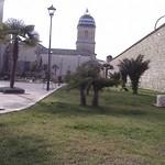 Úbeda: Jardines del Renacimiento en el Hospital Santiago