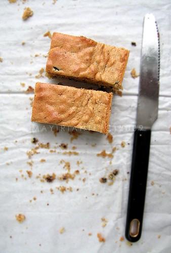 Cake Madu Mongso / Fermented Sweet Tidbits Cake