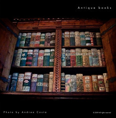 antique books - Praga