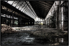 Industriale HDR (-Lilith-) Tags: abandoned hdr industriale fabbrica abbandono