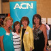 Sandy Baker, Annette Purvis, Marion Leyer and Karen Beckett
