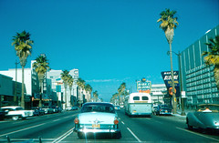 Los Angeles - Wilshire Boulevard (roger4336) Tags: california losangeles southerncalifornia wilshire cbs 1959 sunsetblvd wilshireblvd wilshireboulevard