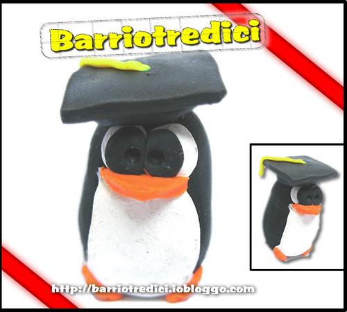Pinguino laureato