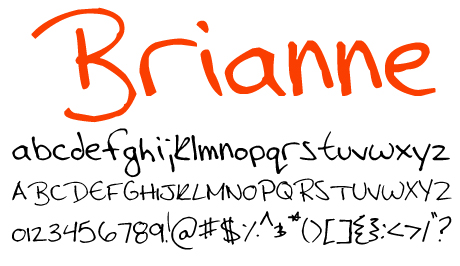 click to download Brianne