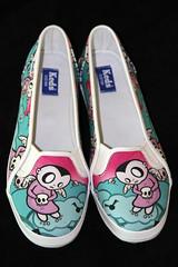 Haunted Zoo x Artsprojekt x Keds (Artsprojekt) Tags: shoes sneakers kicks keds jeffdenomme artsprojekt hauntedzoo