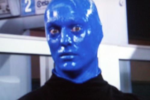 Blue Man 01