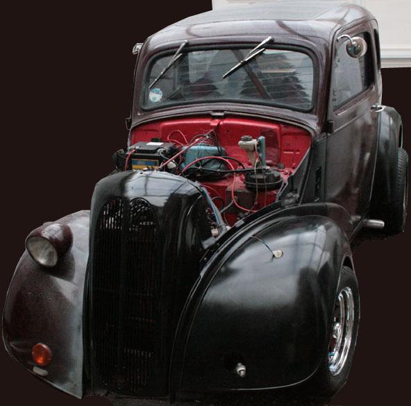 Ford Anglia 1949