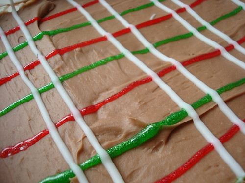 Preppy holiday bars