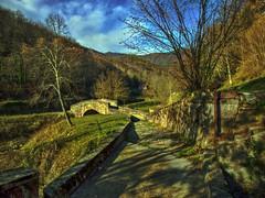 Paisatge del poble la Menera, Paisaje del pueblo la Menera.