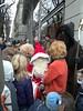 Der Weihnachtsmann kommt (swissgoldeneagle) Tags: red black rot switzerland zurich donkey weihnachtsmann zürich nikolaus schwarz esel brauchtum sprüngli n96 schmutzli