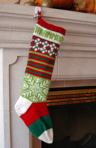 Stocking for Rhiannon