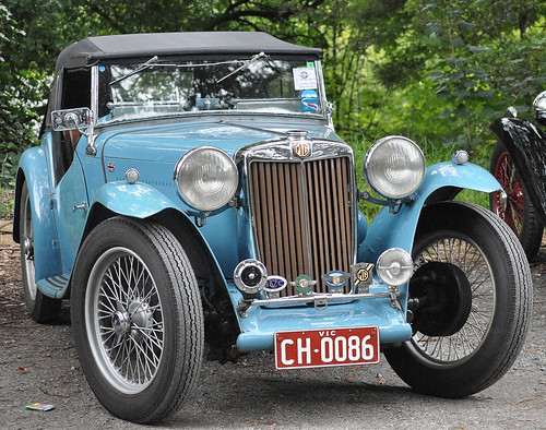 MG Car