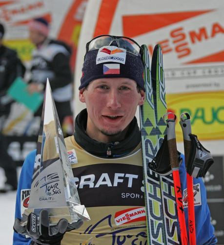 Lukáš Bauer– foto: Tour de ski / FIS
